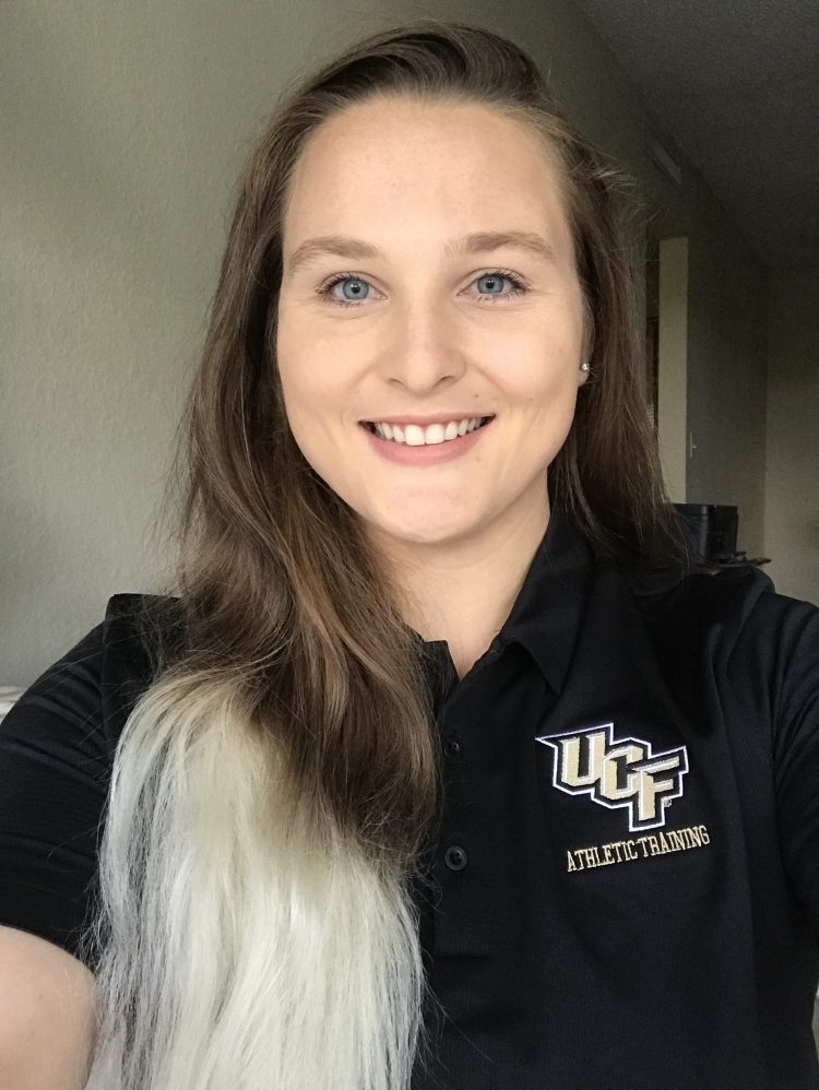 Julia Phillips, Second-Year, Athletic Training Student