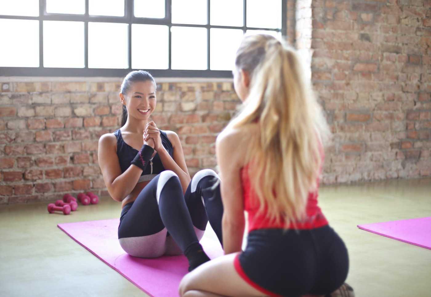 exercise partner