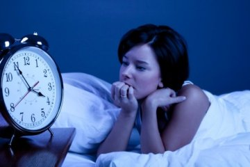 Insomnia - What's keeping you awake?