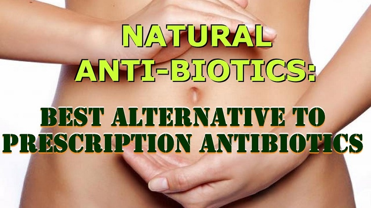 6 Natural Non-prescription Antibiotics