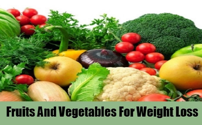 Consume Fruits and Vegetables