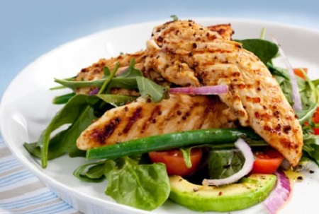 Eat More Lean Protein