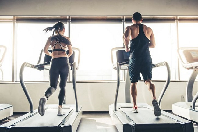 Fasted cardio images