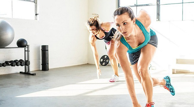 HIIT (High Intensity Interval Training) images