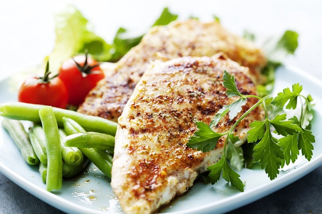 Increase lean protein images