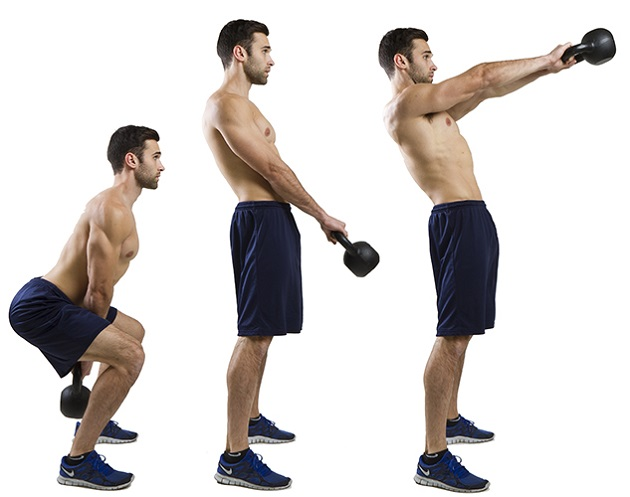 Kettlebell Routines