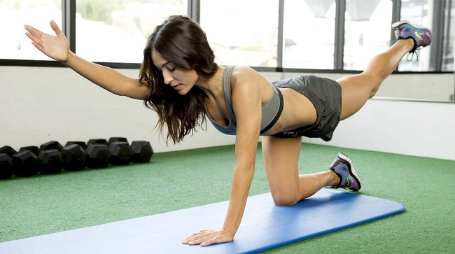 Strength training loses weight faster
