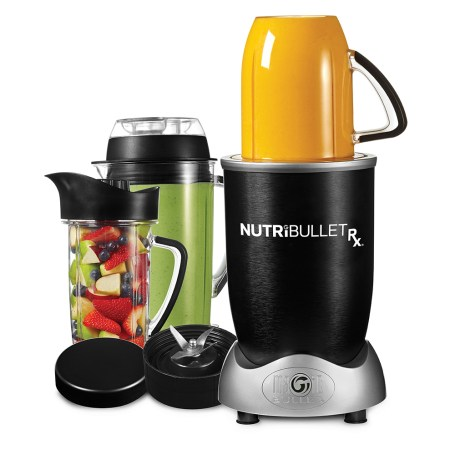 Nutribullet RX 1700 Watt Blender Reviews