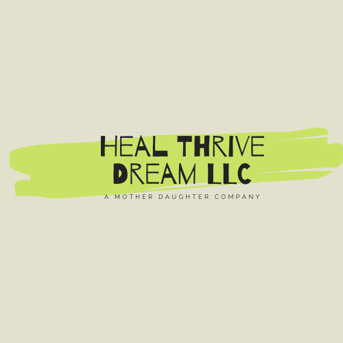 Heal Thrive Dream Logo