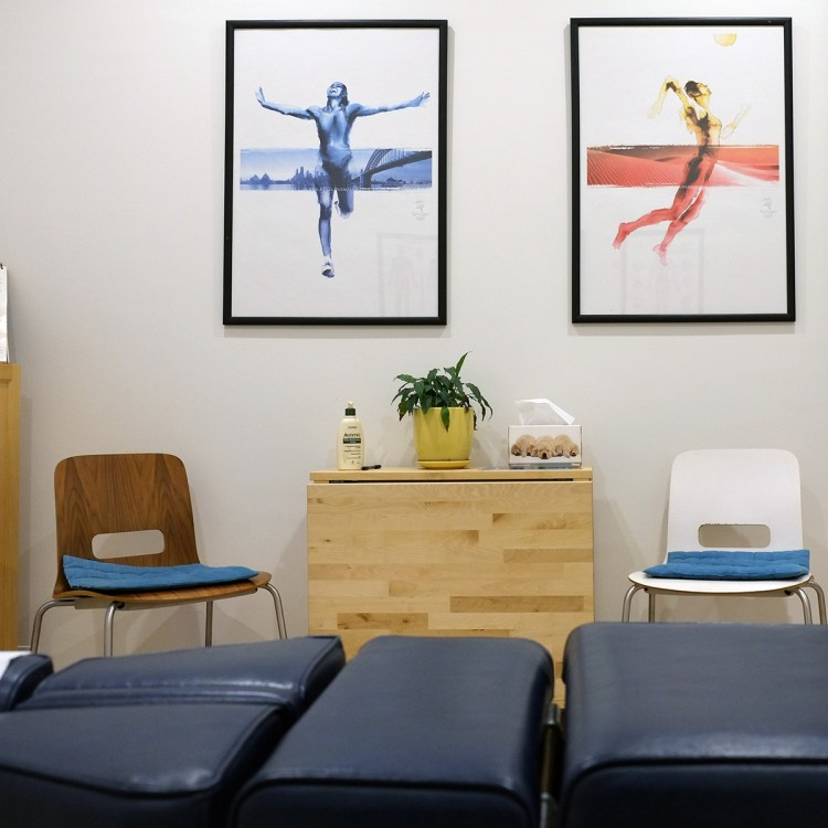 Therapy Rooms at HealthShare Rooms