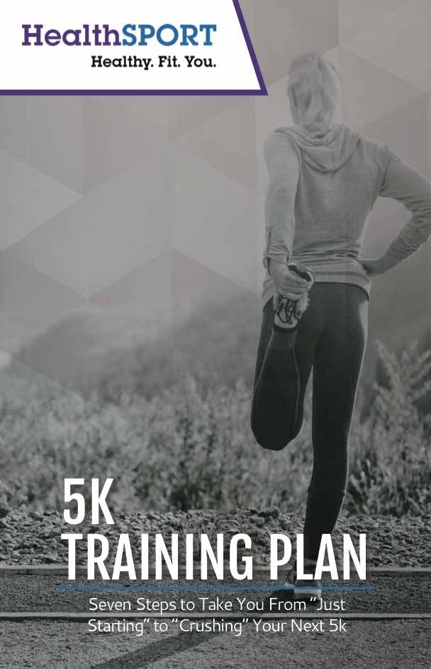 healthsport 5K training plan