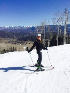 Skiing with Crohn's