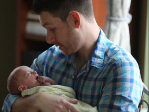 Fatherhood changes the way men think about health.