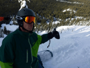 Snowboarding with Crohn's