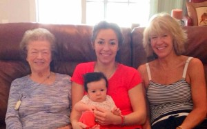 3 generations of cavernous angioma