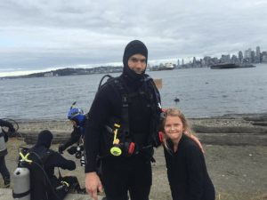 Scuba diving with Crohn's
