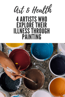 Art and Health -- Did you know these for artists struggled with illness?