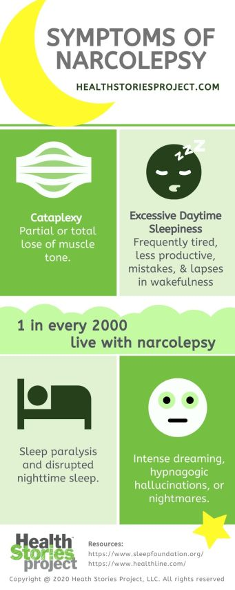 Symptoms of Narcolepsy