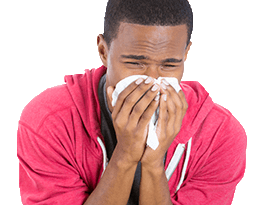 Why we suffer Nostril congestion?