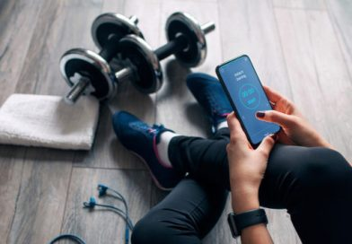 Global Consumer Spend on Health & Fitness Apps Up by 50% in 2020
