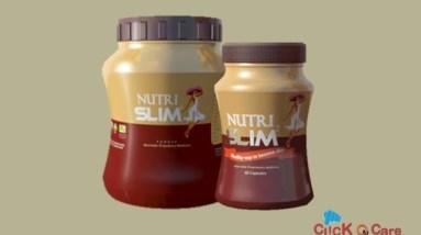 Buy NutriSlim Powder and NutriSlim Capsule Online in India at discounted price