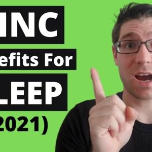 ZINC Benefits for SLEEP(2021)