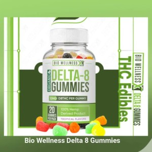 Bio Wellness Delta 8 Gummies Trial Offer, Benefits & Where to Buy?