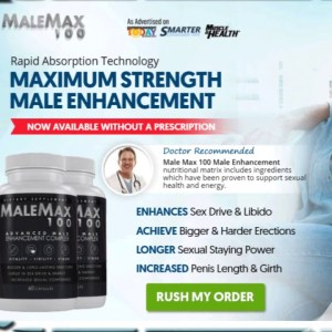 Enjoy Your Manliness With MaleMax 100 Male Enhancement Book Your Order Now!