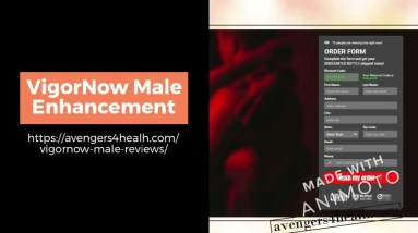 VigorNow Male Enhancement Reviews, Benefits & Is Legit or Not?