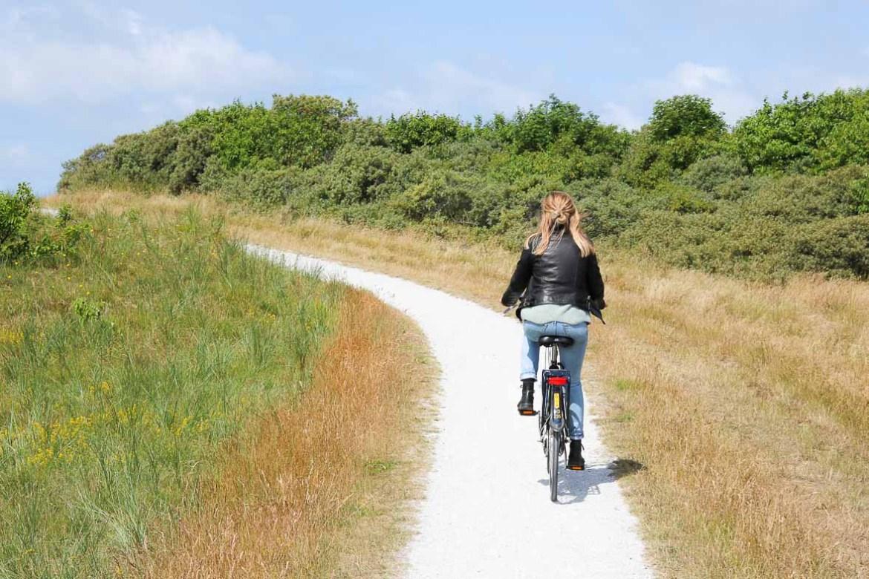 Vlieland_fietsen