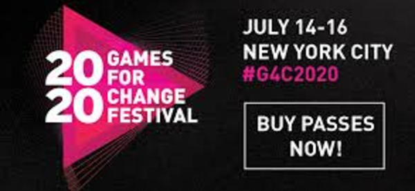 2020 Games for Change Gamifies Health Apps