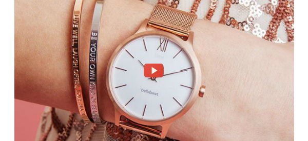 Hybrid Smartwatch Has an Analog Face [video]