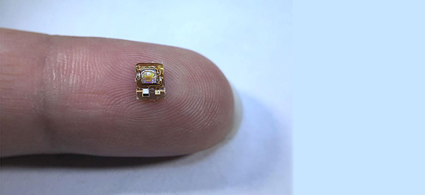 New Tiny Implant Monitors Deep Tissue Oxygen Levels