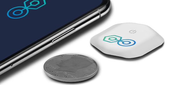 BioButton Wearable Tracks Vitals for 90 Days