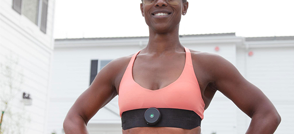 CES 2021: Track More Heart Data with New Sensor Chest Band