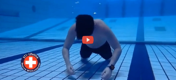 Wearable Sends Drowning Detection Alerts [video]