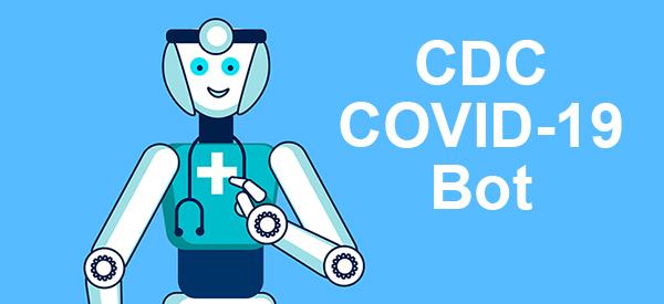 CDC's COVID-19 Self-Checker Powered by AI