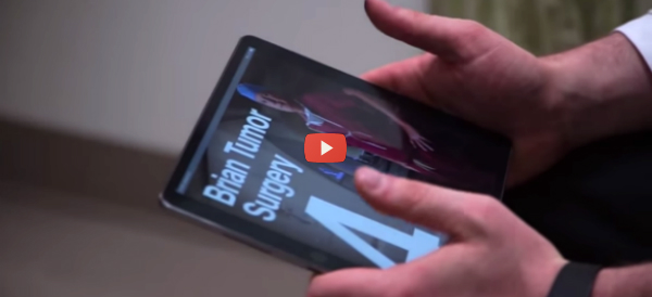Med Student Creates eBook for Cancer Patients [video]