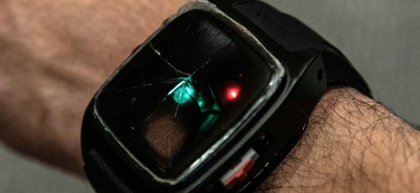 Wristband Wearable Detects Opioid Overdose