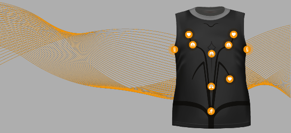 Tell-All T-Shirt Monitors Your Health