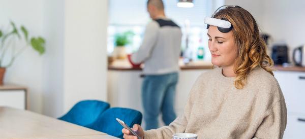 Flow Headset Seeks NHS Nod for Depression