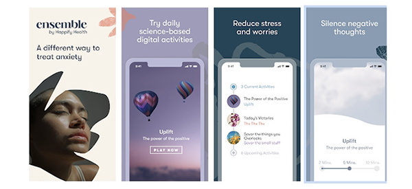 New Prescription App Treats Depression and Anxiety