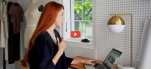 Open Source Necklace Discourages Face Touching [video]