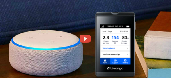 HIPAA-Compliant Alexa Skill for Diabetics [video]
