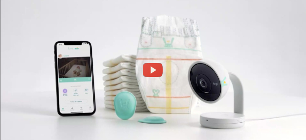 Pampers Connected Care for Babies [video]