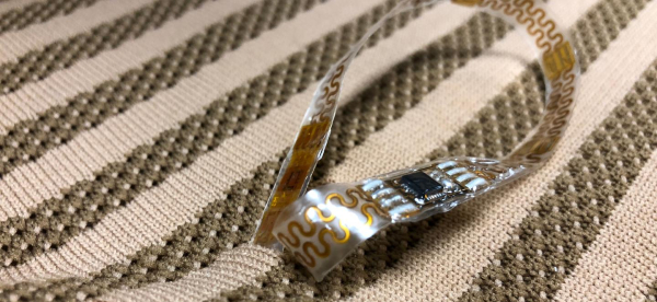 Woven T-Shirt Sensors Monitor Vital Signs