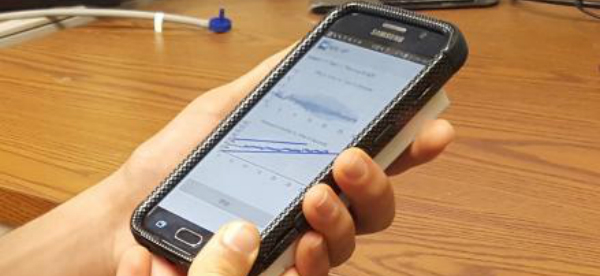 Cuff-less Blood Pressure Readings with Smartphone Case