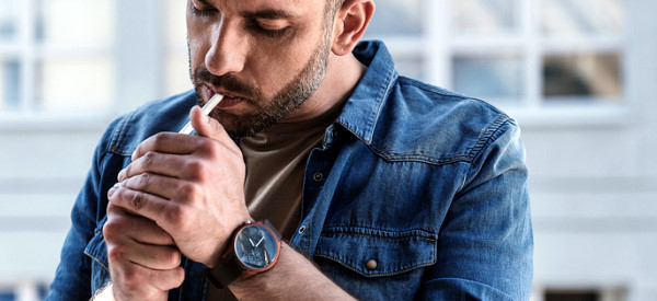 Fitness Bands Help Smokers Quit