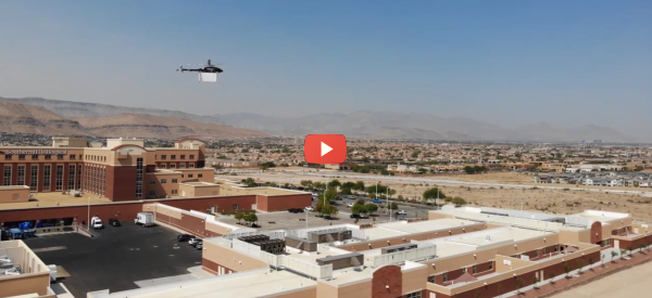 Two Milestones in Organ Delivery by Drone [video]