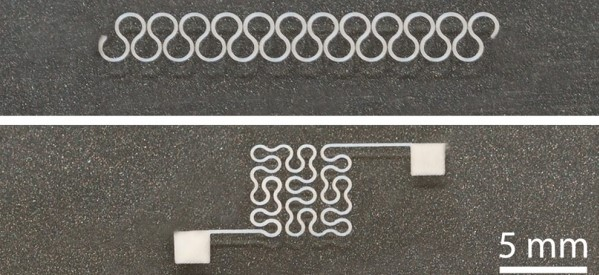 Printed Nanowires Can Stretch